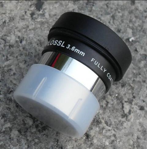 Celestron Plossl 3.6mm