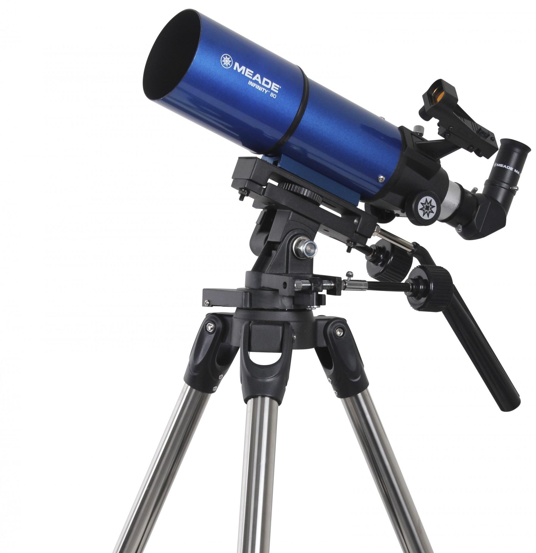 Kính thiên văn Meade infinity 80mm