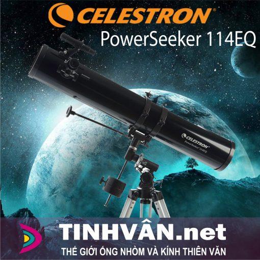 Celestron Powerseeker 114eq