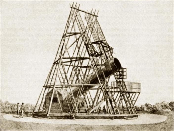 kính thiên văn của Hadley