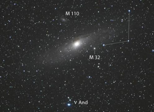 Thiên hà Andromeda