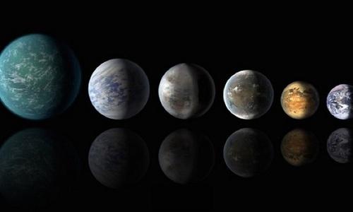 """Những hành tinh có thể """"sống"""""""