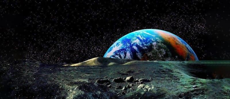 bí mật về Mặt Trăng