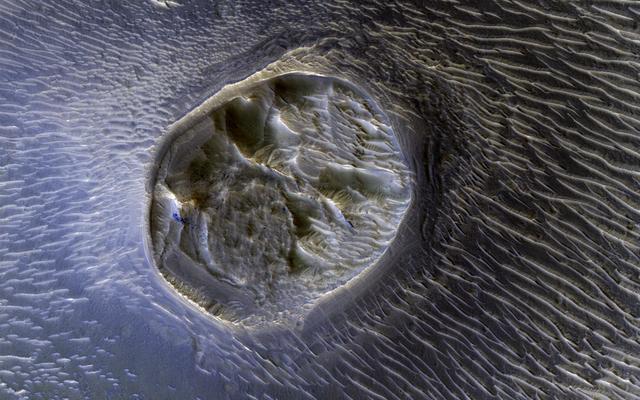 ảnh thú vị về sao hỏa