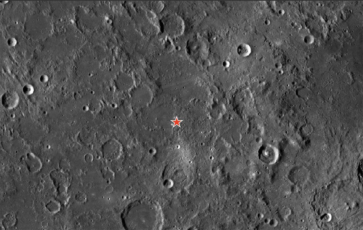 apollo 16 moon map