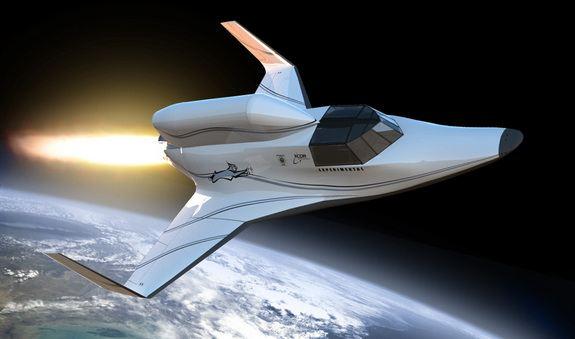 Tàu vũ trụ thương mại
